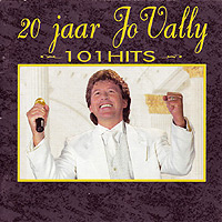 Jo Vally 20 jaar Jo Vally - 101 hits