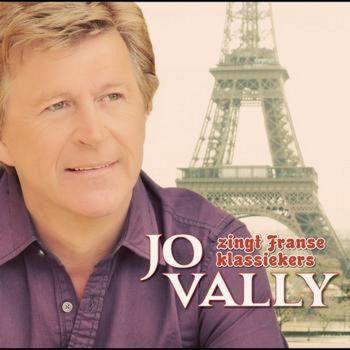 Jo Vally Jo Vally zingt Franse klassiekers