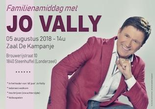 Familienamiddag met Jo Vally