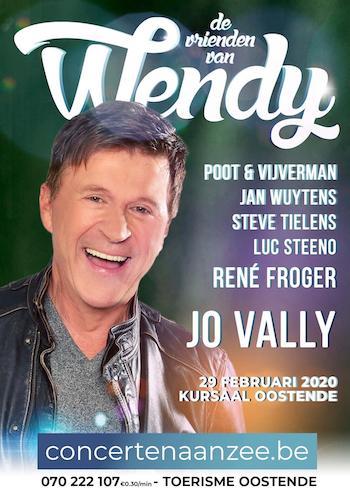 Jo Vally - de vrienden van Wendy