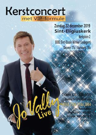 Kerst VIP met Jo Vally