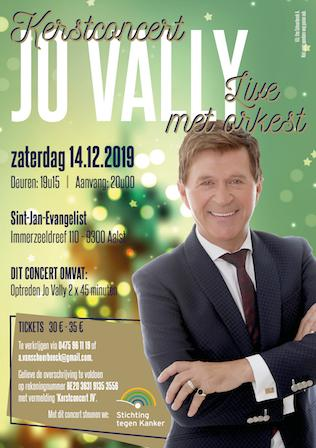 Jo Vally kerstconcert