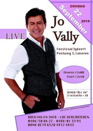 Jo Vally live